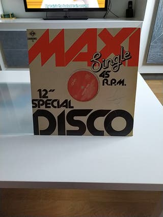 Vinilo maxisingle 12 Special disco