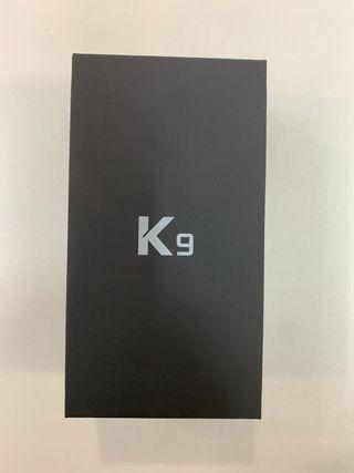 LG K9 a estrenar.