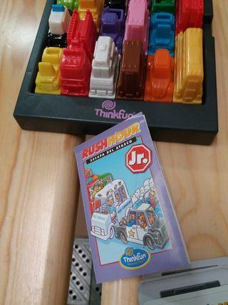 puzzles juego cars Run 3 años