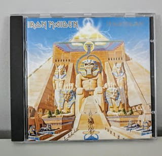 Iron Maiden. Powerslave.
