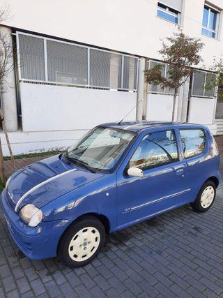 Fiat Seicento 2006.. itv 2021..aire AC.. distintivo B... 100000km