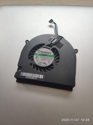 VentiLador Disipador MacBook Pro A1278 2008-2012