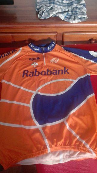 Maillot Rabobank
