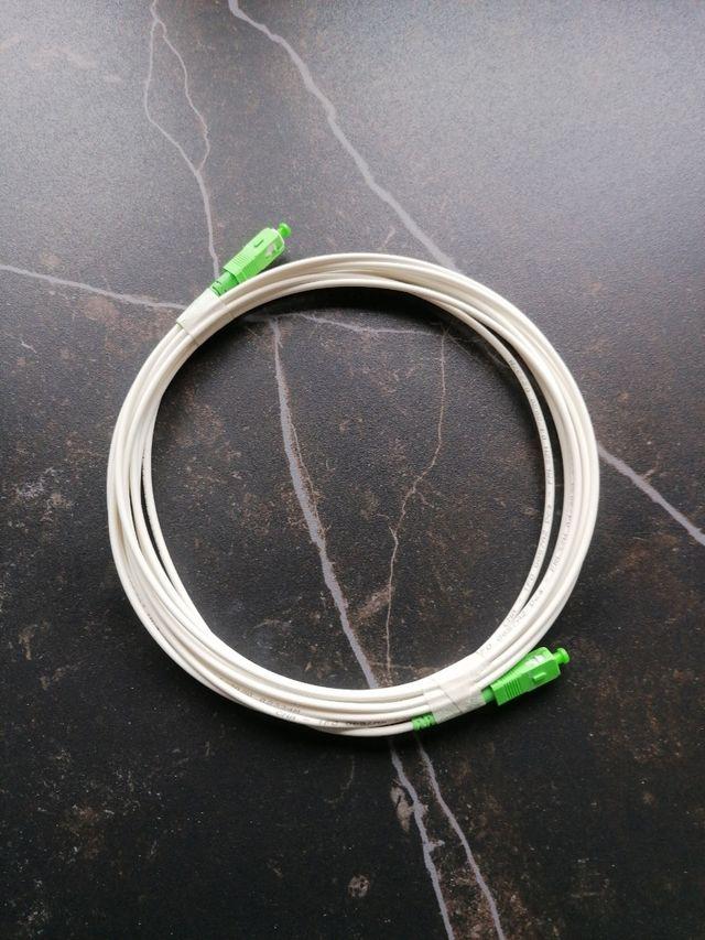 cable fibra óptica