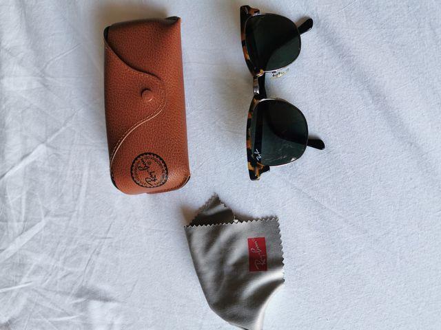 Gafas de sol Ray-Ban Clubmaster RB