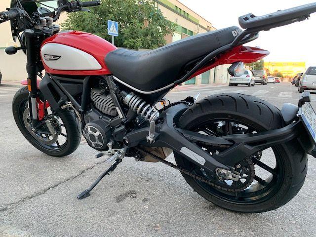 Ducati Scrambler 2018
