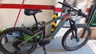 Bici electrica de montaña Focus Sam2