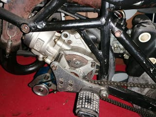 Motor bzm 50cc 6t completo