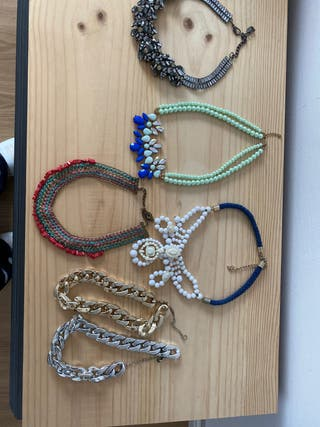 Lote 6 collares