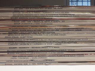 Colección vinilos música clásica