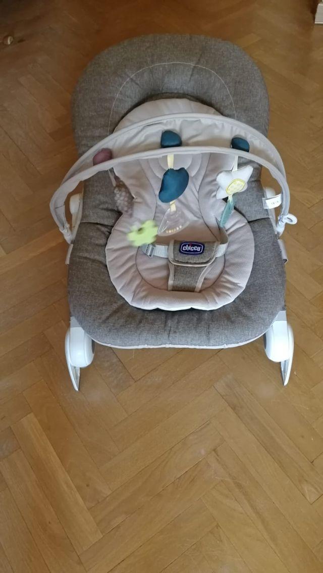 Hamaca bebe Chicco Hoopla