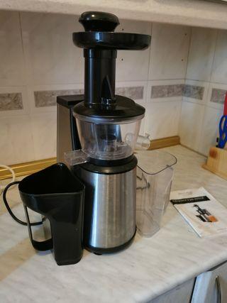 extractor de zumos precio en tienda 100€