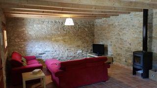 Casa rústica de pueblo en el Pallars Jussà