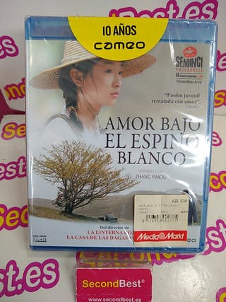 Película Amor Bajo el Espino Blanco BlueRay nueva