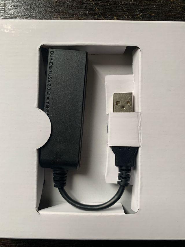 Adaptador Ethernet USB 2.0