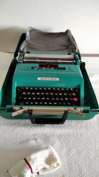 màquina escribir Olivetti Studium 45