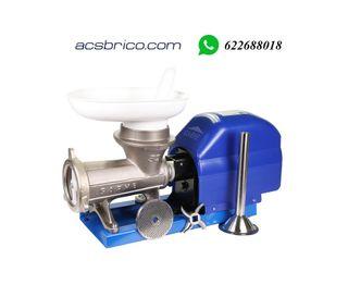 Picadora Eléctrica Niploy 32 GR10 Arepas - 2Hp