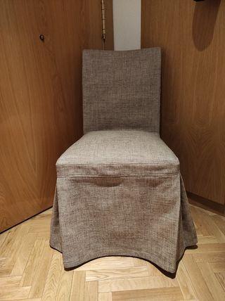 silla descalzadora antigua