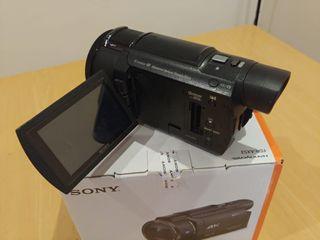 Cámara Sony 4K FDR AX53