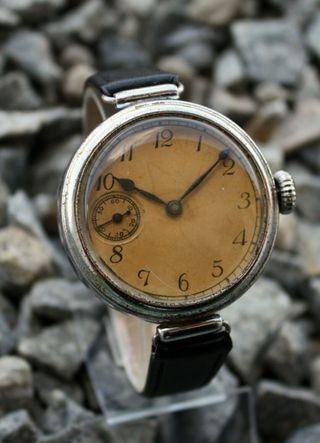 Reloj ruso Kirovskie K-43 tipo 1 de 1940,