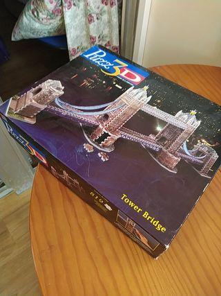 Puzzle 3D para niños y adultos