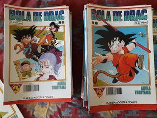Comics Bola De Drac -Serie Blanca