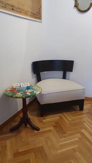 """Sillón """"Baron Lounge Chair"""""""