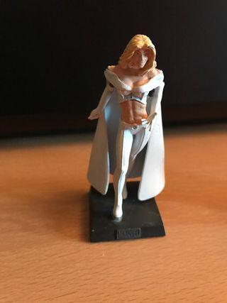 Figura plomo marvel Emma Frost