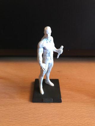 Figura plomo marvel Hombre de Hielo