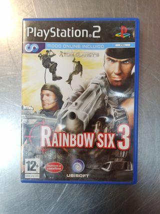 Rainbow Six 3, PS2