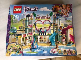 Lego Friends Resort Lake City 41347