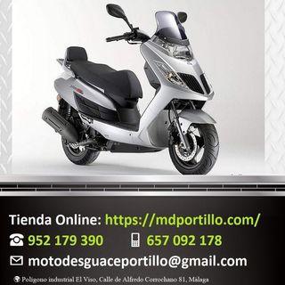 Piezas de moto Kymco YAGER 125 2008-2010