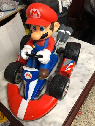 Mario bros coche cars