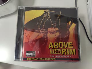 Banda sonora de Above the rim