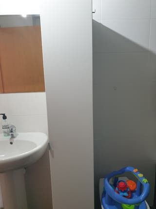 armario baño ikea en columna
