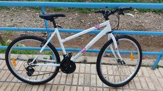 bicicleta rockrider five zero