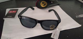 Gafas de sol Ray-Ban negras
