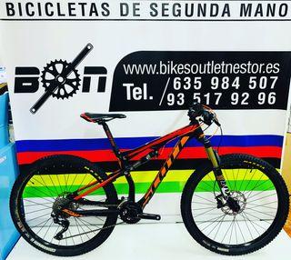 Bicicleta Scott Spark 750