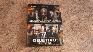Pack Objetivo Blu-Ray