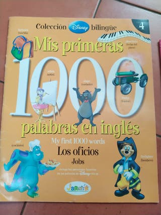Libros infantiles inglés. Oxford. Disney