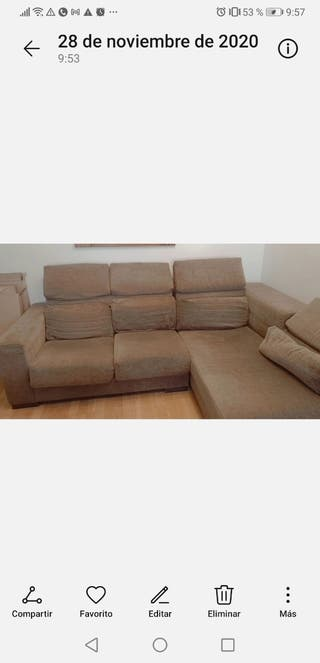 Sofa Chaiselonge