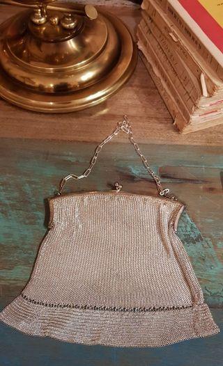 Elena antiguo bolso más 2 campanillas