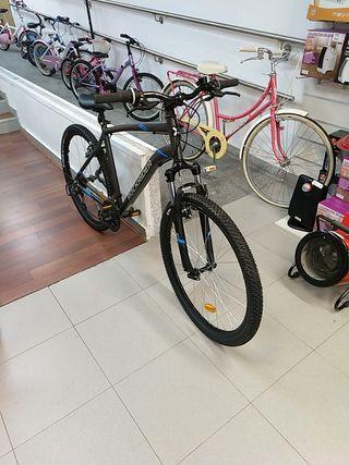 Bicicleta Rockrider ST100 talla M grade