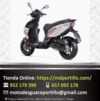Piezas de moto Keeway FACT 50 EVO 2012-2014