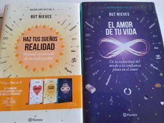Libros de autoayuda Ruth Nieves