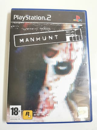 Manhunt 1 Ps2 Playstation