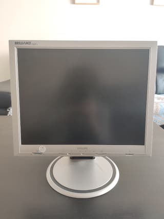 "Monitor Philips Brillance 15"" LCD 150P4"