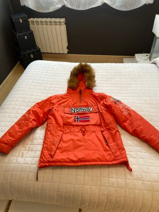 Anorak Geographical Norway