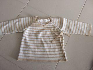 jersey de punto bebe