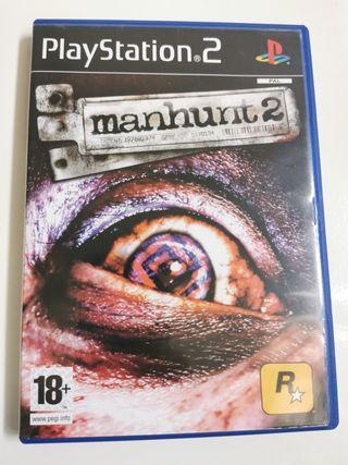 Manhunt 2 Ps2 Playstation